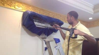 air condition cleaning jeddah