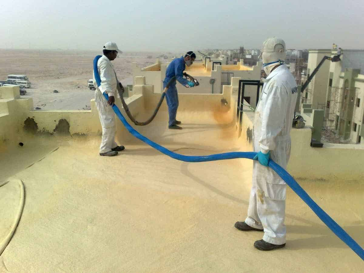 Isolation Foam in dammam