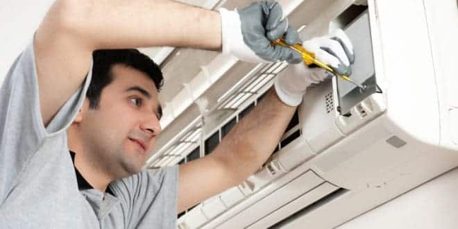 Maintenance of air conditioners in Riyadh