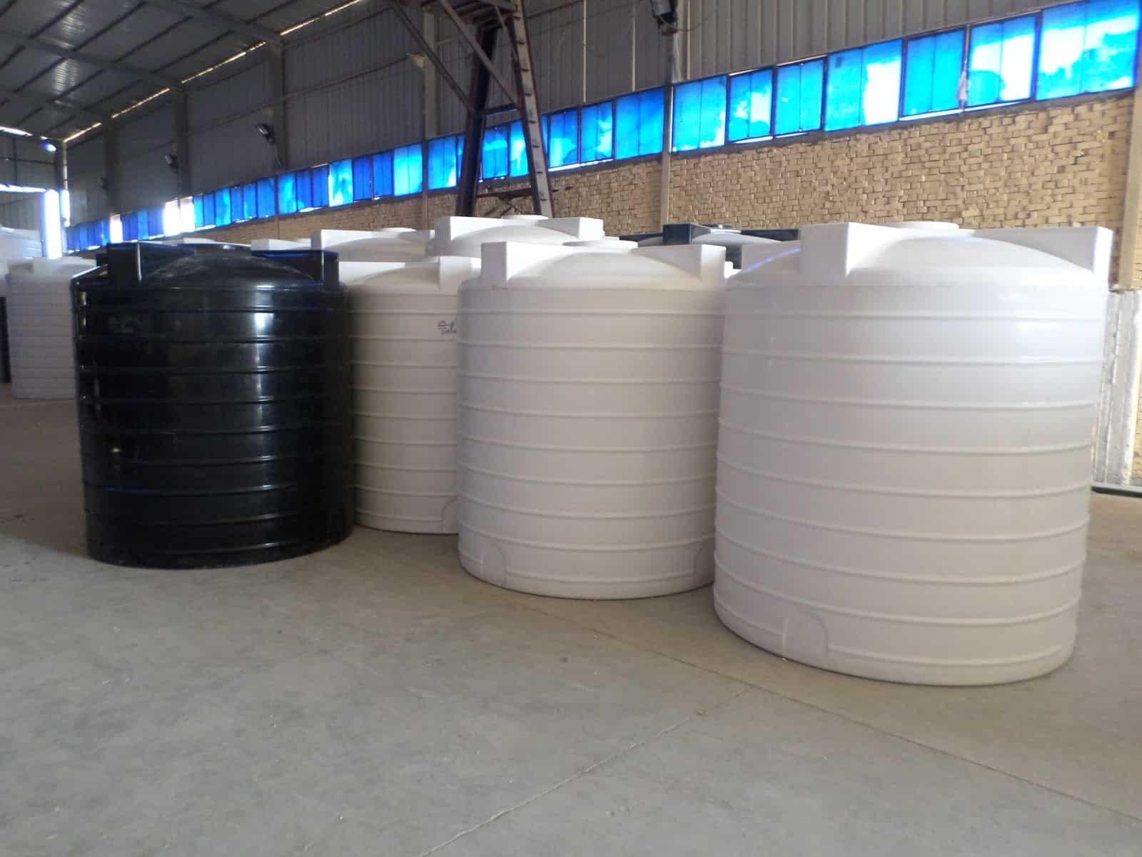 خزانات مياه الشرب1 - غسيل خزانات مياه الشرب مع التعقيم والتطهير