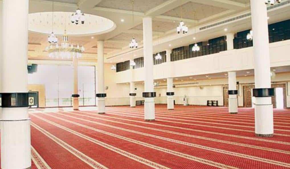 شركة تنظيف المساجد في الرياض