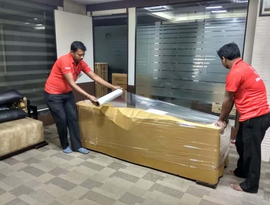 نقل اثاث خارج الرياض, شركة ركن نجد